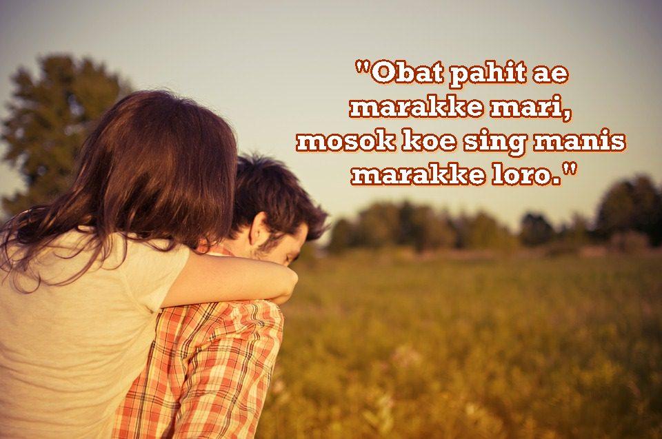 40 Kata Kata Gombal Bahasa Jawa Dan Artinya Romantis L