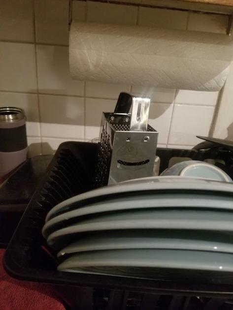 10 Potret alat dapur mirip wajah ini bikin kamu berkedip dua kali