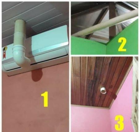 cara pasang AC nyeleneh Berbagai sumber