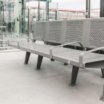 Metal Benches Outdoor Commercial Park Benches Canaan