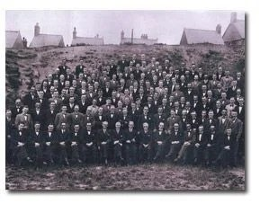 Rhos Male Voice Choir 1938