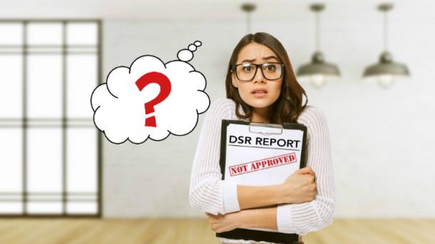Debt Service Ratio Report, report dsr
