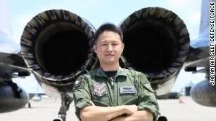 Lt. Col. Takamichi Shirota.