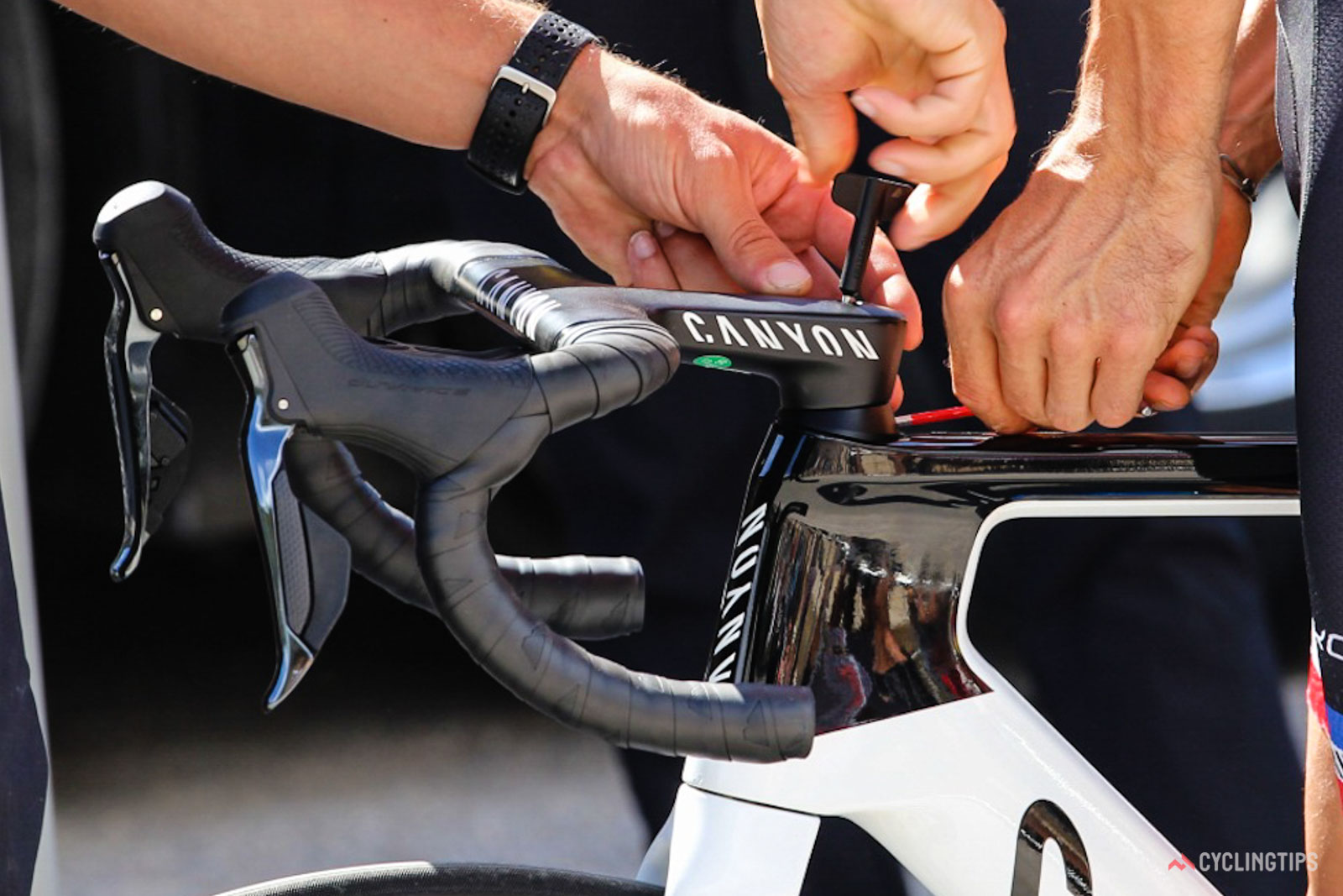new aeroad owners to stop riding bike