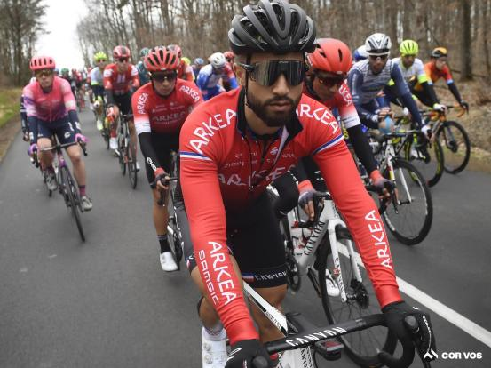 The UCI condemns racist abuse directed at Bouhanni