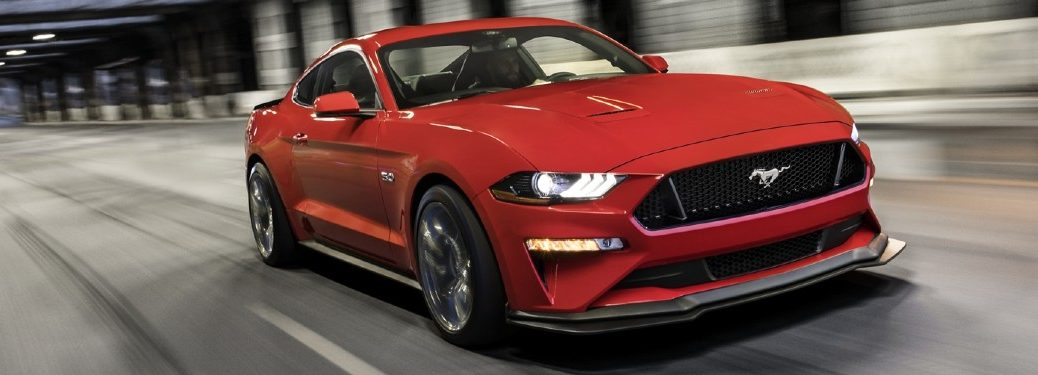 No, it doesn't stand for good times, but chances are if you own one, you'll experience plenty. How Many Colors Are Available For The 2020 Ford Mustang