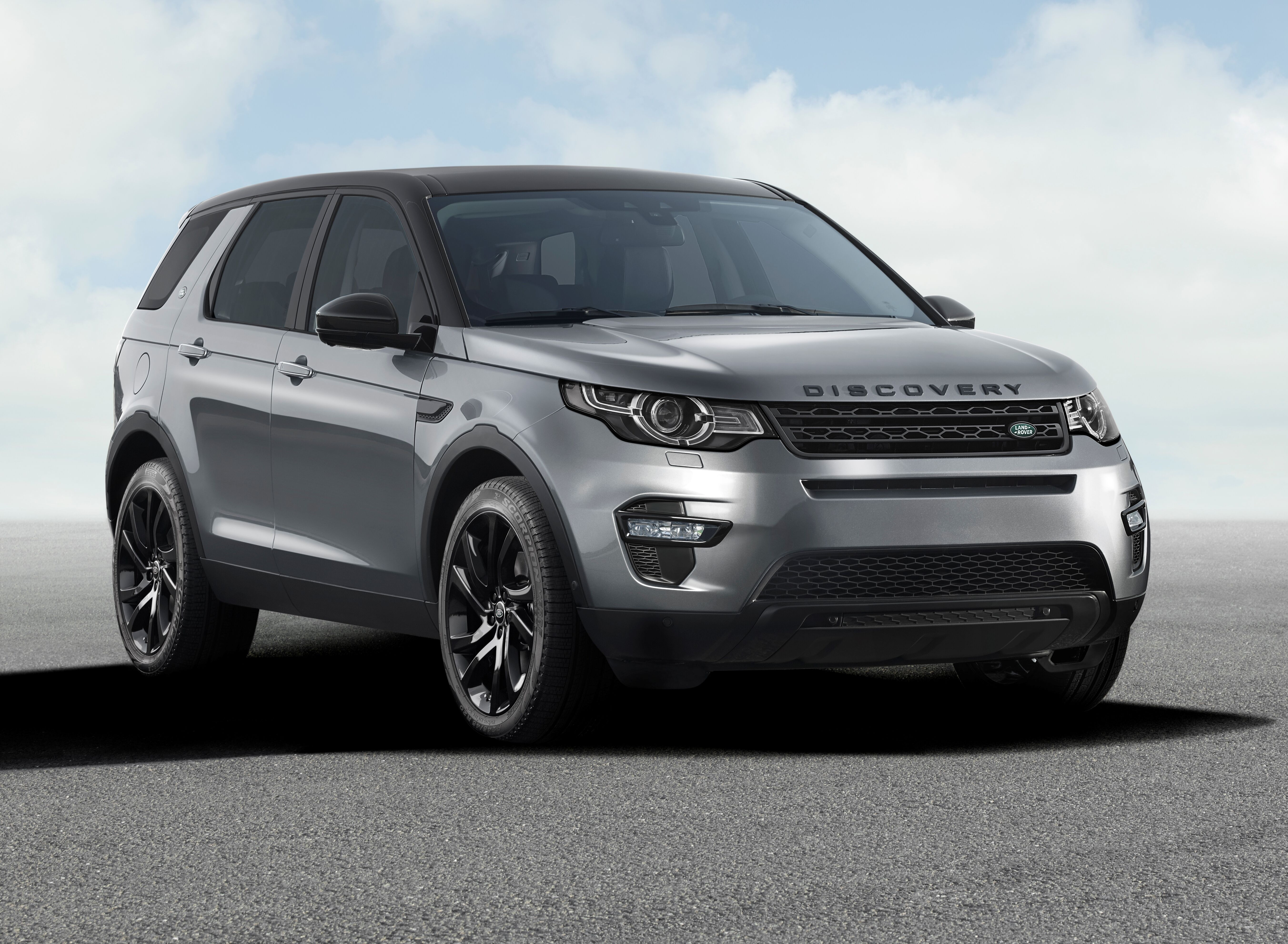 Land Rover Discovery 2018 Lease