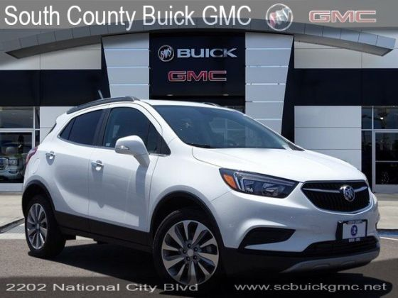 New cars San Diego California   South County Buick GMC 2018 Buick Encore Preferred San Diego CA