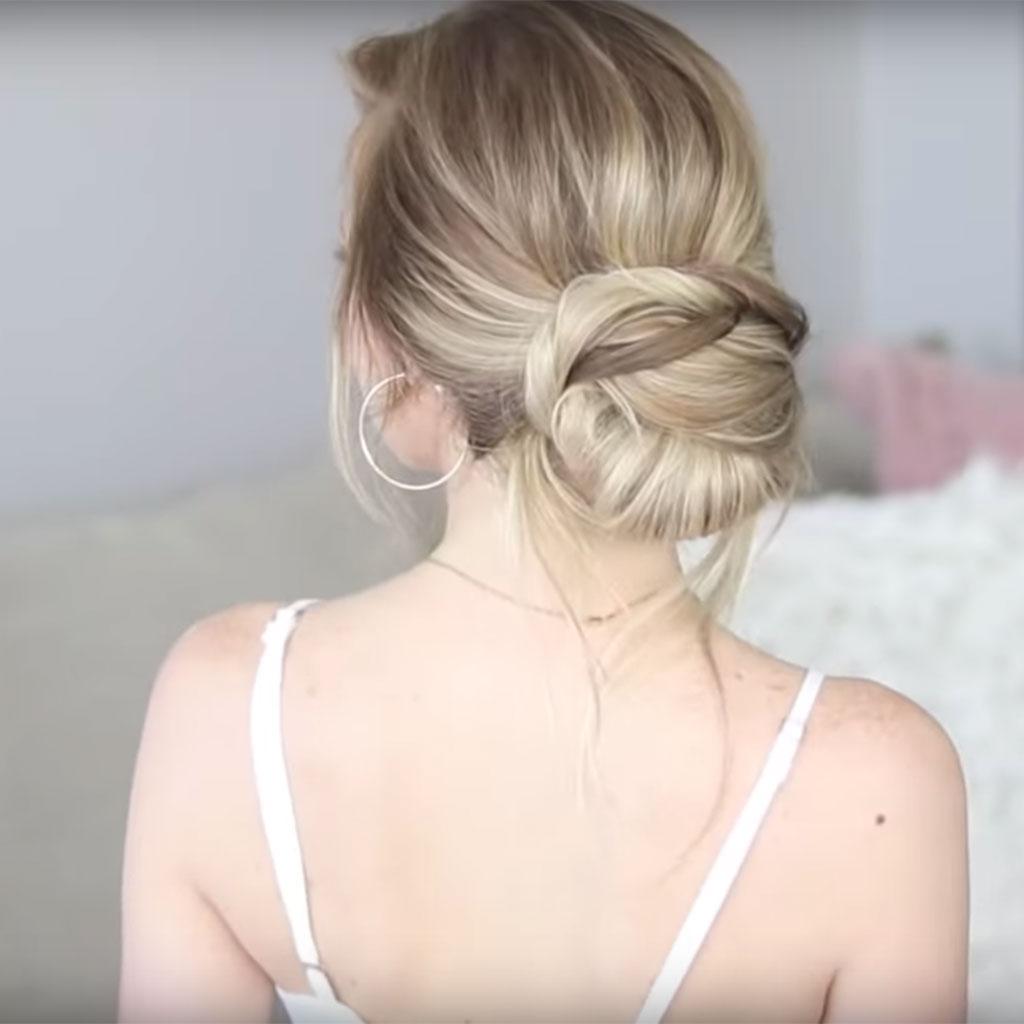 7 tutos coiffures pour un mariage elle