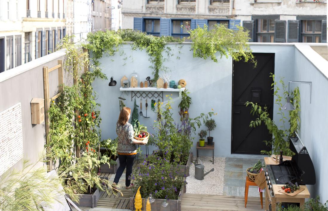 petit jardin nos astuces et conseils pour un petit jardin malin elle decoration
