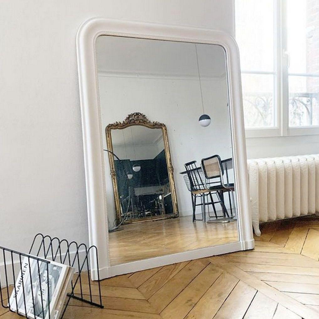 grands miroirs anciens font leur retour
