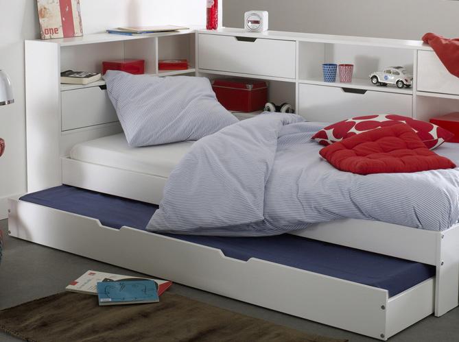 des lits modulables pour les enfants