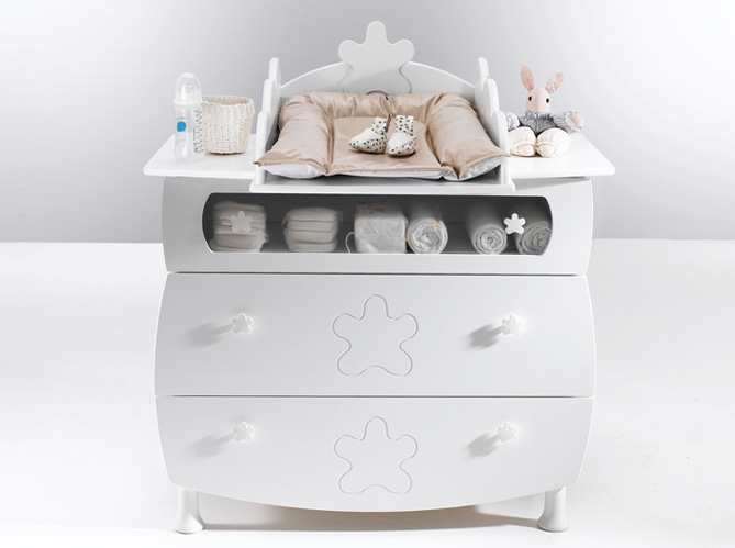 enfant 50 commodes et tables a langer