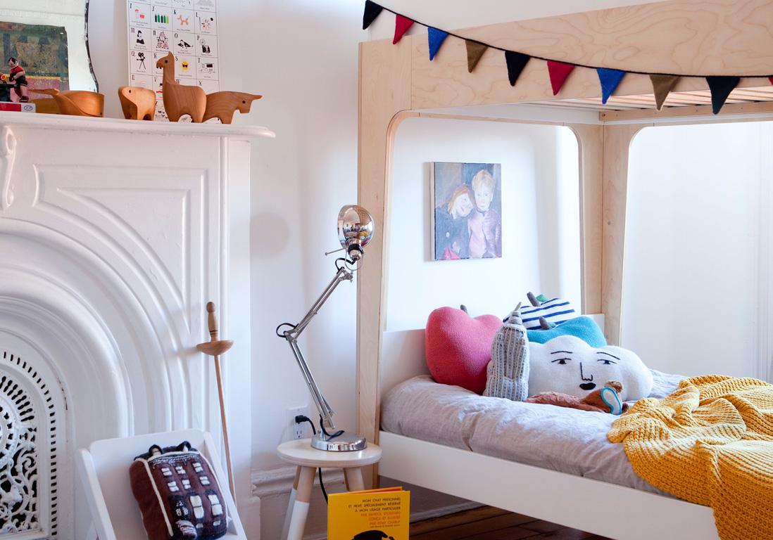une petite chambre d enfant