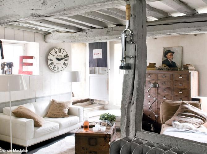 20 petits salons plein de caractere elle decoration