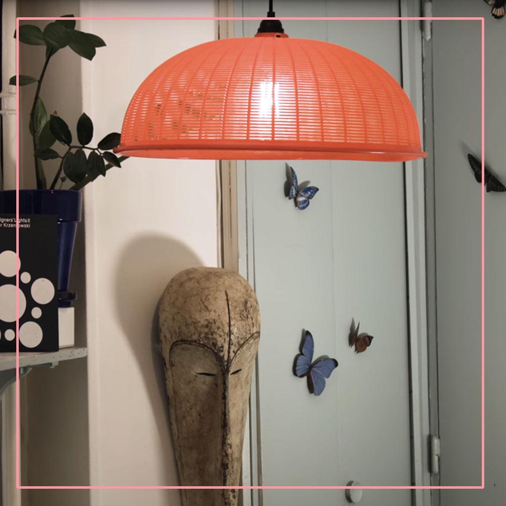 Notre DIY En Vido De Lampe Asiatique Elle Dcoration