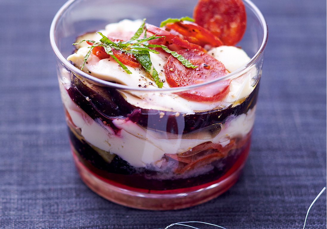 recettes de verrines