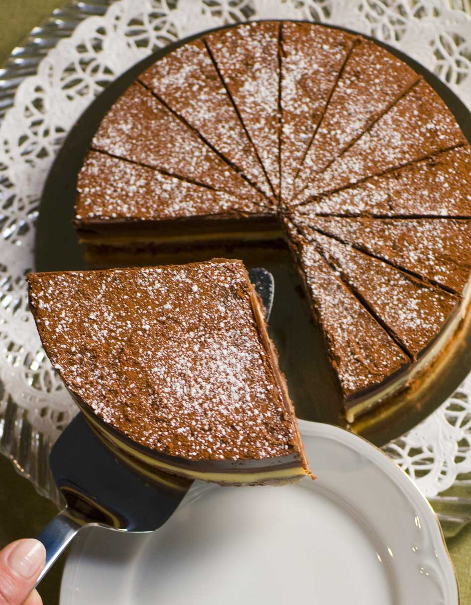 gateau 3 chocolats thermomix pour 8 personnes recettes elle a table