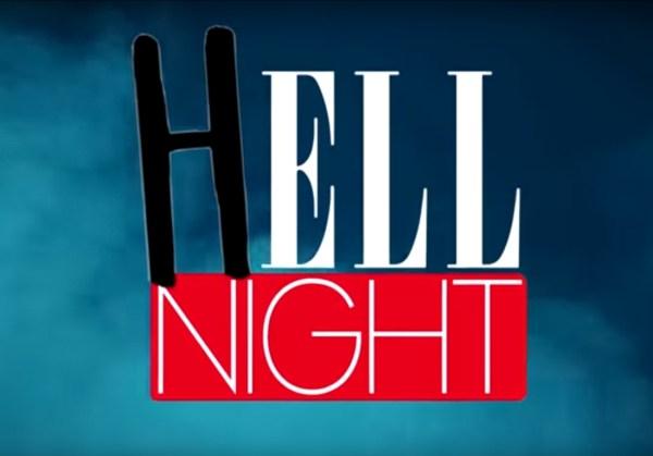 La programmation Hell Night - Elle