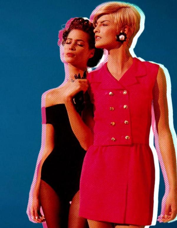 La mode des années 90 - Elle