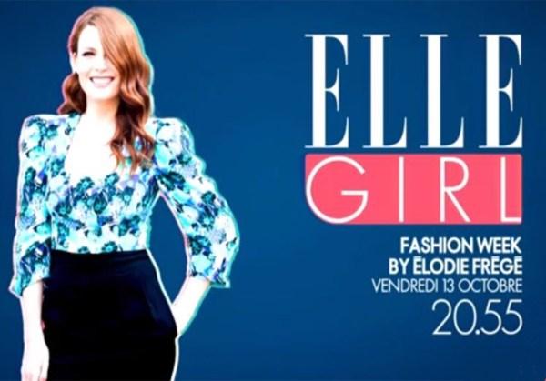 Paris Fashion Week Printemps-Eté 2018 - Elle