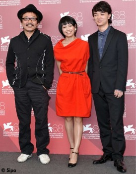 Mostra de Venise Himizu une love story post Fukushima