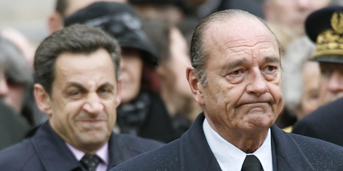 Nicolas Sarkozy Corruption