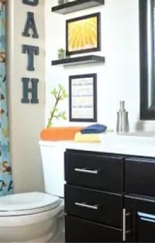 Bathroom Decorating Ideas Pinterest Also Wall Decor