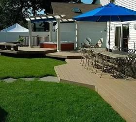 3 Ideas for Budget-Friendly Backyard Escapes | Hometalk on Deck Inspiration  id=71326
