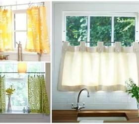 small kitchen window treatments hometalk