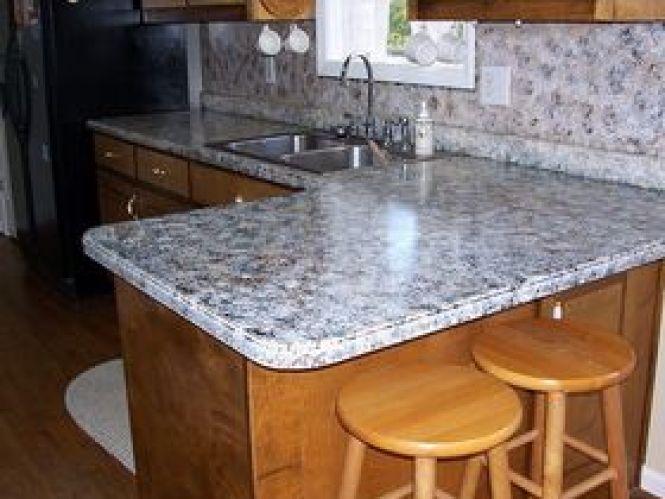 Kitchen Counters With Giani Granite