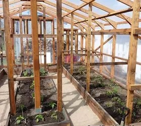 Garden Greenhouse Indoor Design Amp Layout Ideas Hometalk