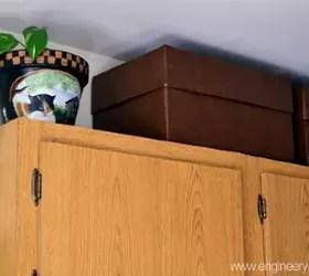 small kitchen ideas: going vertical to gain storage space   hometalk