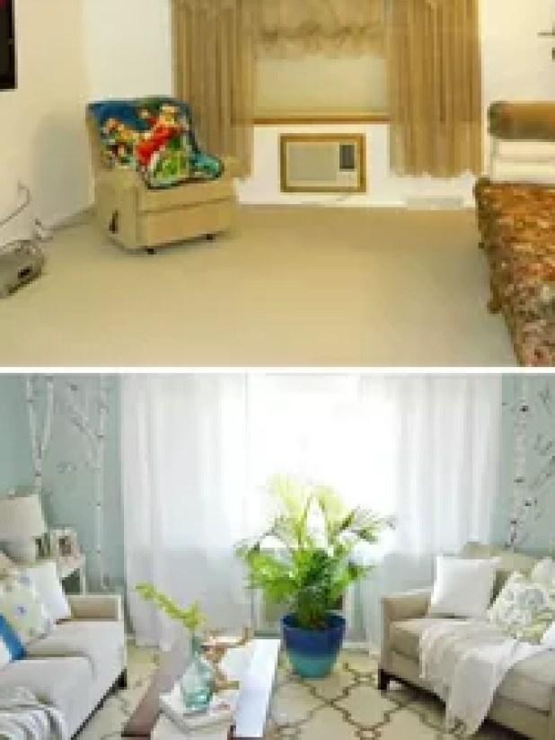 diy living room makeover | Centerfieldbar.com