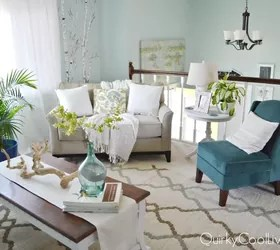 Living Room And Dining Makeover On A Budget Hometalk Part 65