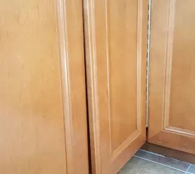 Straightening Twisted Cabinet Doors | Scifihits.com