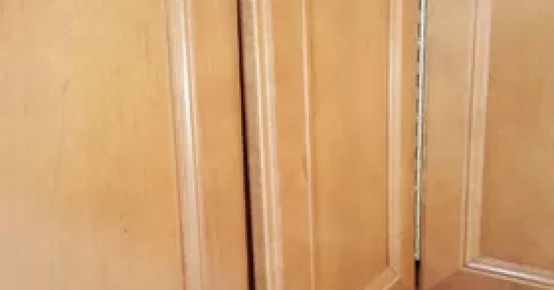 How To Straighten A Warped Wood Cabinet Door Resnooze