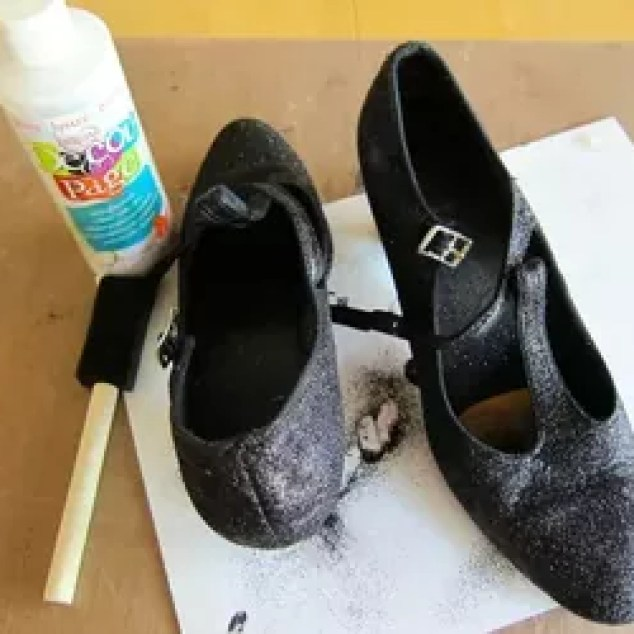 Wicked Witch Shoes