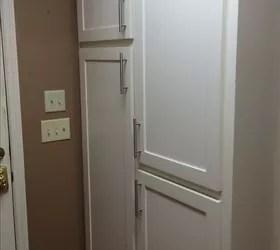 Laundry Closet Without Doors