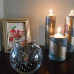 Diy Concrete Candle Holders From Pringle And Coffee Cans Hometalk