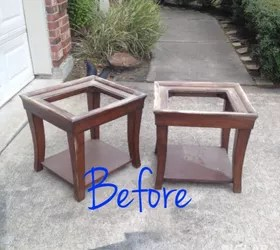 End Tables Amp Coffee Table Makeover Hometalk