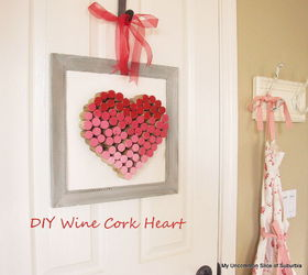 DIY Wine Cork Heart | Hometalk