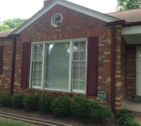Should We Paint Our Exterior Brick Ranch Hometalk