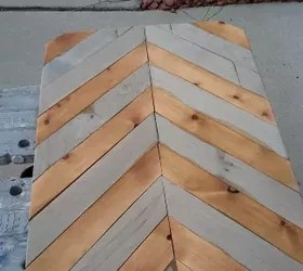 folding luggage rack to rustic