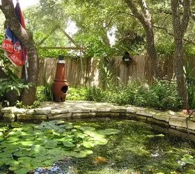 Transforming my Backyard into a Secret Garden- Part 1 ... on My Backyard Living id=75691