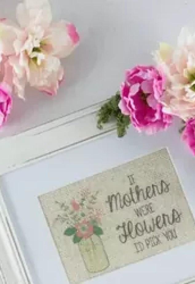 Nice Diy Flower Frame Ensign - Custom Picture Frame Ideas ...
