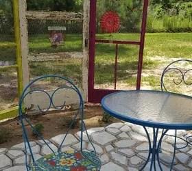 My Secret Garden Tea Room. | Hometalk on My Garden Outdoor Living  id=92719