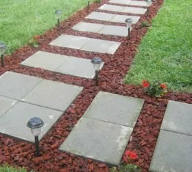 15 Ways Concrete Pavers Can Totally Transform Your ... on Yard Paver Ideas  id=91843