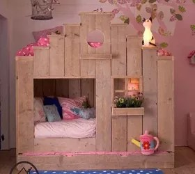 fill in the blank: what's above your bed? photos wanted ... on Pallet Bed Room Ideas  id=70177