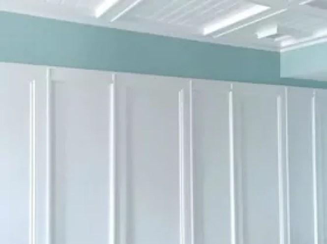 Board Amp Batten Tutorial Diy How To Wall Decor Bathroom